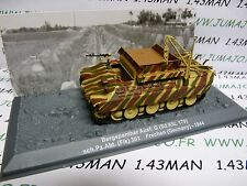 PZ40 Tank militaire 1/72 PANZER n°40 Bergepanther SdKfz 179 Allemagne 1944