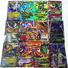 Pokemon TCG : 60 CARD LOT RARE, COMMON, UNC, HOLO & GUARANTEED EX OR FULL ART