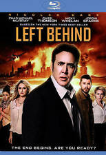 Left Behind [Blu-ray] 2015 by Sony eXLibrary