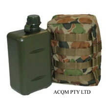 TAS 2 Lt Water Canteen with Auscam DPCU Pouch Bottle and carrier