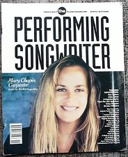 PERFORMING SONGWRITER Magazine Mary Chapin Carpenter NOV/DEC 1994