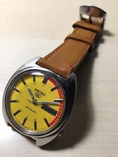 Orologio Seiko 7006 Automatico Day_date Mm 37 Yellow Perfect Watch Very Rare