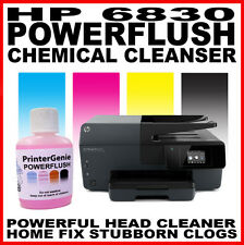 HP 6830 Officejet Pro Compatible: Head Cleaner: Nozzle & Printhead Unblocker