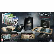 Assassins Creed 4 Black Flag Skull Edition PC NEW AND SEALED (Free Express Ship)