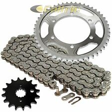 Drive Chain & Sprocket Kit Fits KAWASAKI ZX600E Ninja ZX-6 1993-2002