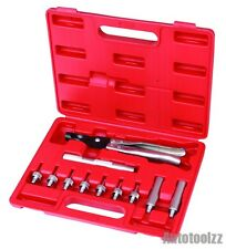 Automotive Valve Stem Seal Seating Pliers Remover Installer Tool Kit Set