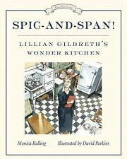 SPIC-AND-SPAN! - MONICA KULLING (HARDCOVER) NEW