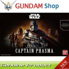 BANDAI Star Wars 1/12 Captain Phasma No. 203228 JAPAN