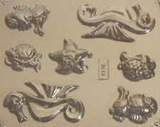 SEA ANIMALS CHOCOLATE MOULD 7 CAVITY