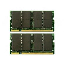 NEW! 2GB (2X1GB) DDR HP Compaq Business Notebook nc6000