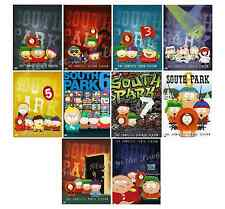 South Park Tv Series Complete Seasons 1-10 Boxed / Dvd Set(s) New!