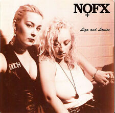"""NOFX - Liza And Louise - 7"""" lp - PUNK - Fat Wreck Chords"""