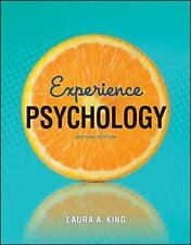 Experience Psychology by Laura King (2013, Paperback) International Edition