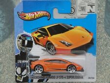 Hot Wheels 2013 #029/250 LAMBORGHINI GALLARDO LP 570-4 SUPERLEGGERA orange