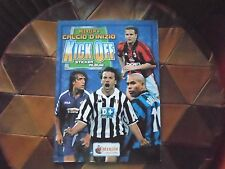Album figurine calciatori Calcio d'inizio merlins kick off 1998,no panini