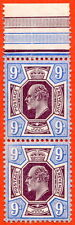 SG. 251a. M40 (3). 9d Slate Purple & Ultramarine ©. An UNMOUNTED MINT top.
