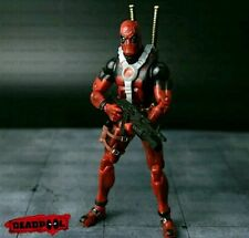 NEW hot ! 16cm Super hero Justice league X-MAN Deadpool action figure toy..Red