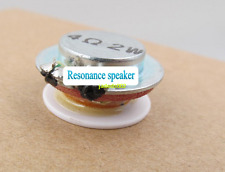 1pcs 24MM 4ohm 2W Resonance speaker Vibration Speaker Somatosensory DIY modified