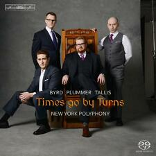 Times go by Turns - New York Polyphony SACD