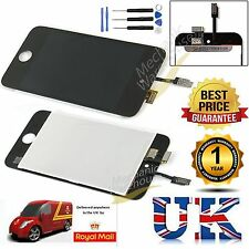 For Black Apple iPod Touch 4G 4th Gen LCD & Digitizer Touch Screen Display UK