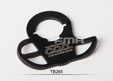 FMA CQD Steel Sling Plate for AEG Airsoft M Series 4 ambidextrous Mount TB265