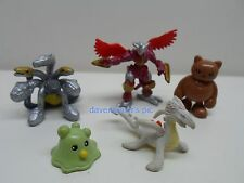 Digimon Bandai Mini Figure 1.5 Season 4 2002 Collectable Set #50 Orochimon
