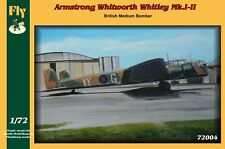 FLY 72004 Armstrong Whitworth Whitley Mk I - II, 1/72 Kit