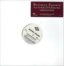 Britney Spears From The Bottom Of My Heart  Rare DJ Us 12""