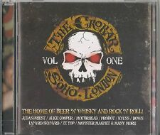 Crobar, Vol. 1: The Home Of Beer 'n' Whisky And Rock 'n' Roll CD Various Artists