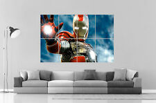 IRON MAN TONY STARK AVENGERS SUPER HEROS Wall Poster Grand format A0  Print