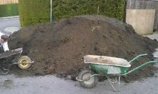 Dry Stored, Recycled Graded Fine Screened Soil, Topsoil , Local Delivery Service