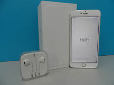 "Apple iPhone 6 Plus (A1524) 64GB Silver 5.5"" iOS Unlocked Smartphone (87123)"