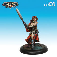 Dark Age Joan the Oracle of Mary miniature 35mm new