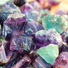 100g Natural Rare Fluorite Crystal Stone Rock Gemstone Specimen Home Decor
