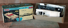 ESTATE FIND Vintage JO HAN 1963 CUSTOMIZING CAR KIT CADILLAC COUPE DEVILLE Used