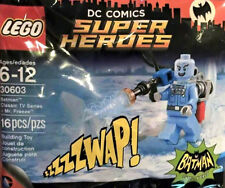LEGO Batman Classic TV Series Mr Freeze Poly Bag Set 30603 - Brand New Fast Post