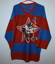 CSKA Moscow ice hockey jersey shirt #10 Bure Retro Replica