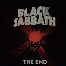 BLACK SABBATH THE END LIMITED EDITION TOUR CD