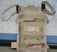 Molle RACK Leg Panel - Desert - New - Sun Visor Holder