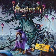 Escape From The Shadow Garden - Magnum (2014, CD NEU)