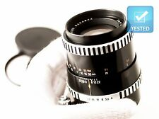 ☆ZEISS 135 4 SONNAR very clean lens EXAKTA MOUNT, RARE VERSION! for digit SONY