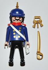 Series 9-H3 Policía victoriano prusiano playmobil serie 5598 victorian prussian