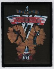 VAN HALEN PATCH / SPEED-THRASH-BLACK-DEATH METAL