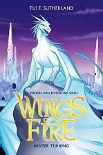 Wings of Fire Ser.: Winter Turning 7 by Tui T. Sutherland (2015, Hardcover)