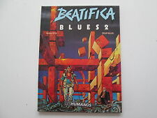 BEATIFICA BLUES T2 EO1988 TBE GRIFFO DUFAUX EDITION ORIGINALE