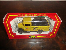 Corgi---Cameo---The Village Collection---Diecast Amoco Oil---Ult. Premium---Gold