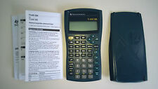 Texas Intruments ti-30x científicos IIB calculadora – Scientific Calculator