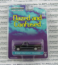 GREENLIGHT 1:64 S2 Hollywood Dazed and Confused Benny's 1972 CHEVROLET CHEYENNE