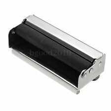 70mm Auto Automatic Metal Cig Rolling Machine Tabacco Cigarette Roller Maker