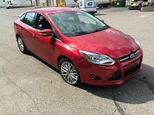Ford: Focus 4dr Sdn SEL